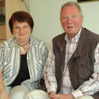 Irmgard und Ulrich Wermke