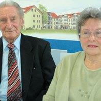 Herbert und Josefa Sprenger