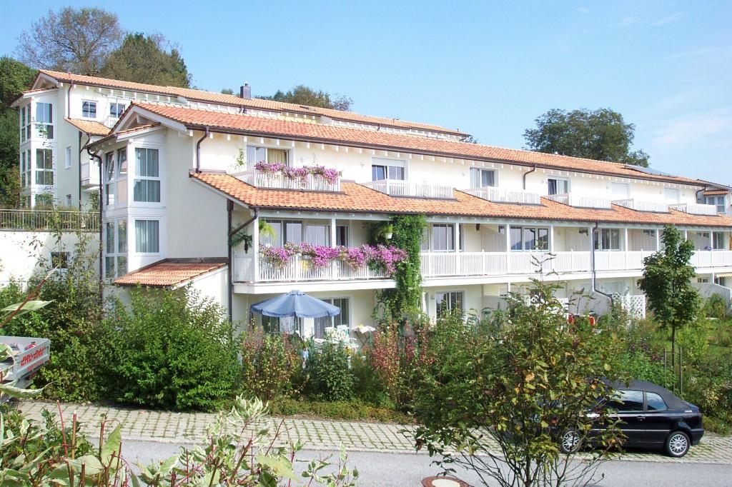 Deggendorf Eigetumswohnungen Himmelreich Terrassenwohnungen