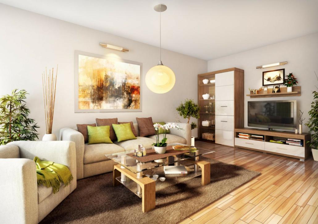 download wohnbeispiele wohnzimmer modern | vitaplaza, Wohnzimmer