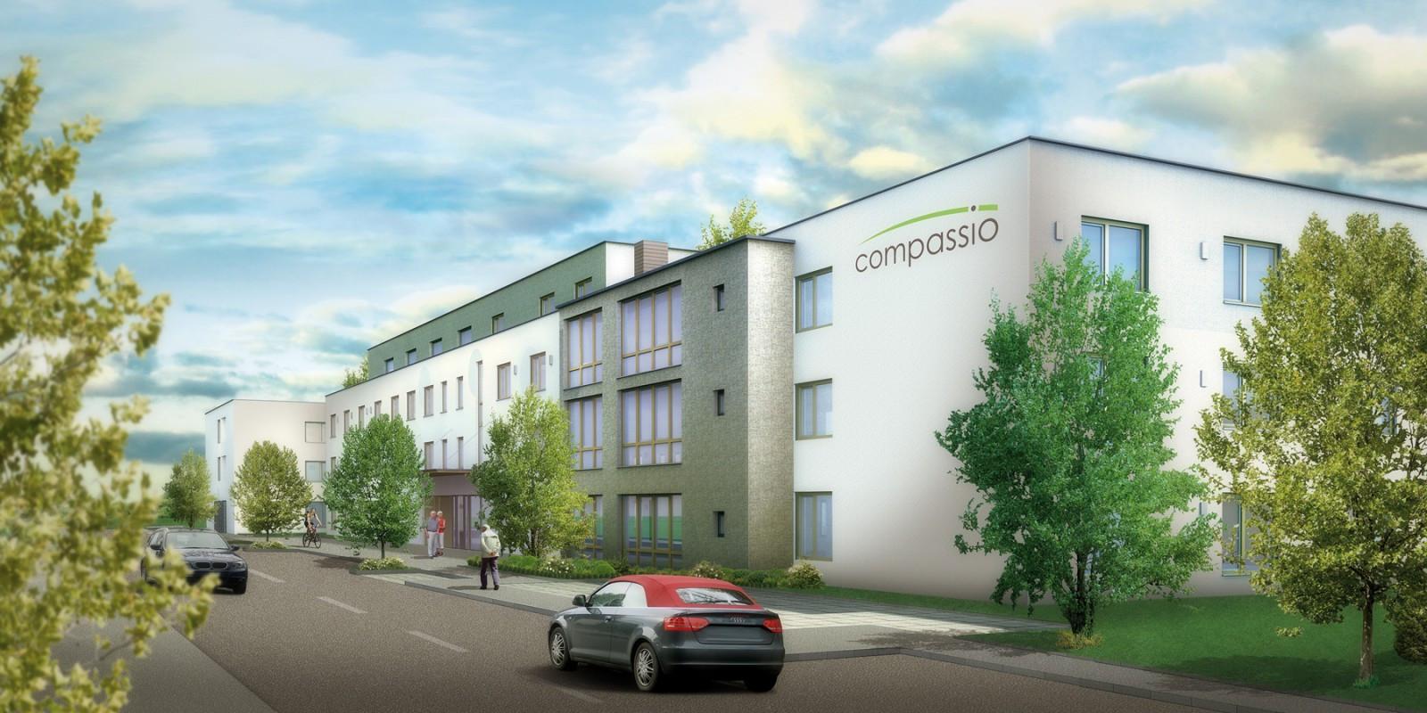 Haus Kaufen Durmersheim durmersheim bekommt eine neue pflegeimmobilie