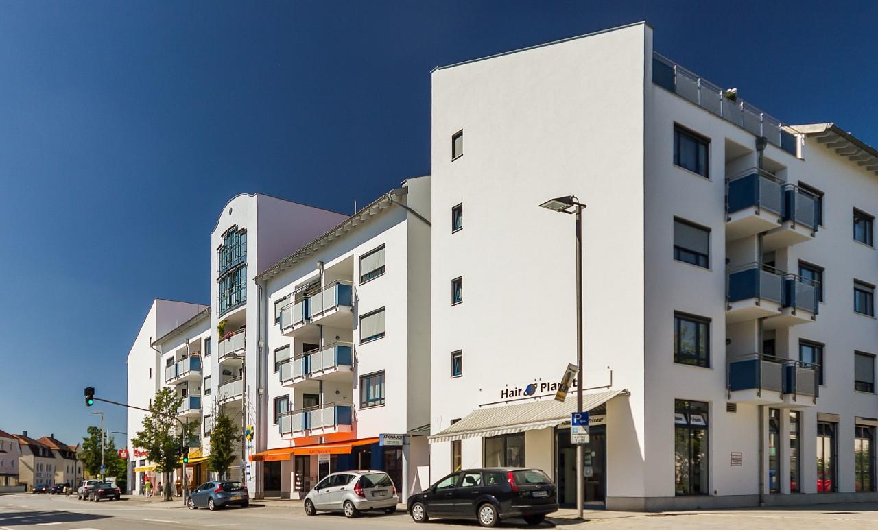betreutes wohnen k nigshof k nigsgarten straubing erl immobiliengruppe. Black Bedroom Furniture Sets. Home Design Ideas