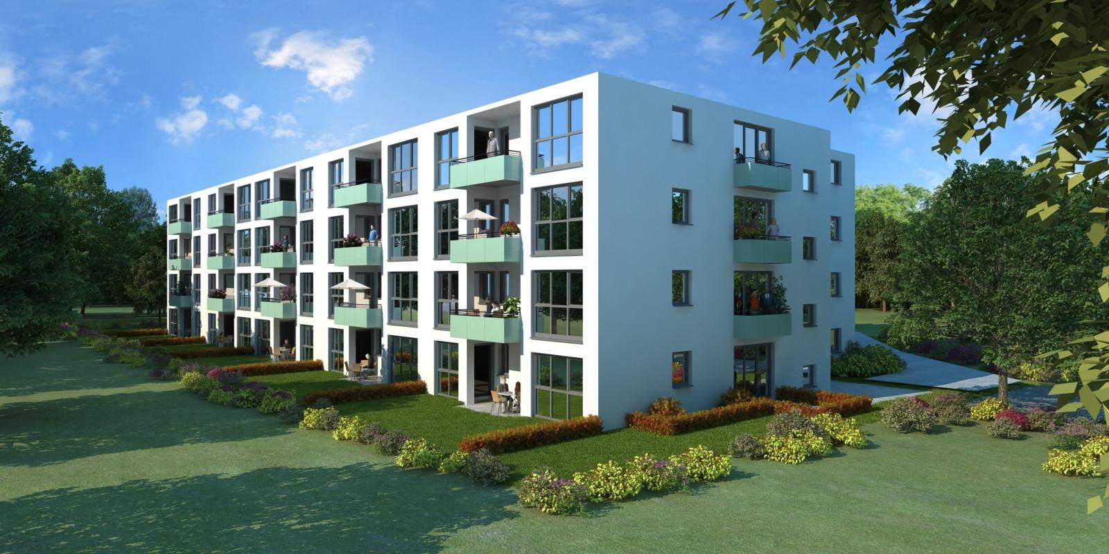 Wohnung Deggendorf Mieten