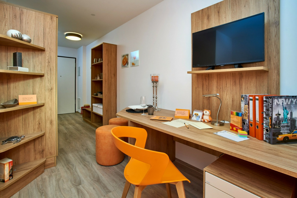 Student Apartments Ingolstadt Erl Immobiliengruppe