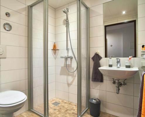 studentenappartements ingolstadt musterwohnung badezimmer
