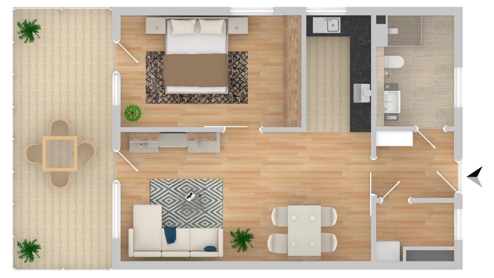 wohnung mieten deggendorf pater fink str erl immobiliengruppe. Black Bedroom Furniture Sets. Home Design Ideas