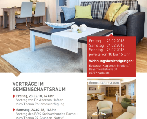 Wohnung Mieten Karlsfeld