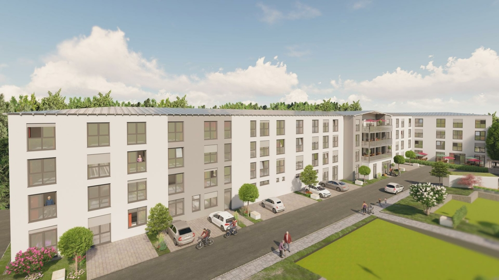 pflegeimmobilie großmehring