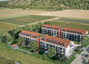 """Darstellung des Objekts """"Betreutes Wohnen Tegernheim"""" der ERL Immobiliengruppe"""