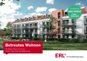 Vermietung Tegernheim Betreutes Wohnen
